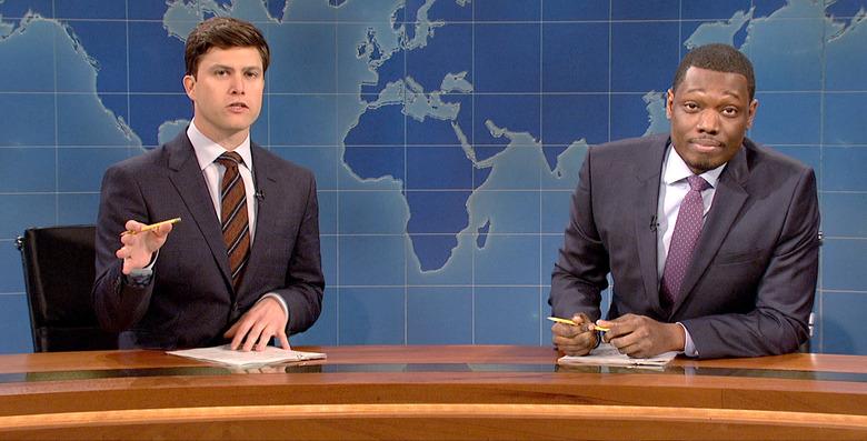 Saturday Night Live Weekend Update Series