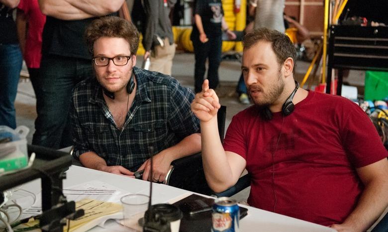 Seth Rogen and Evan Goldberg