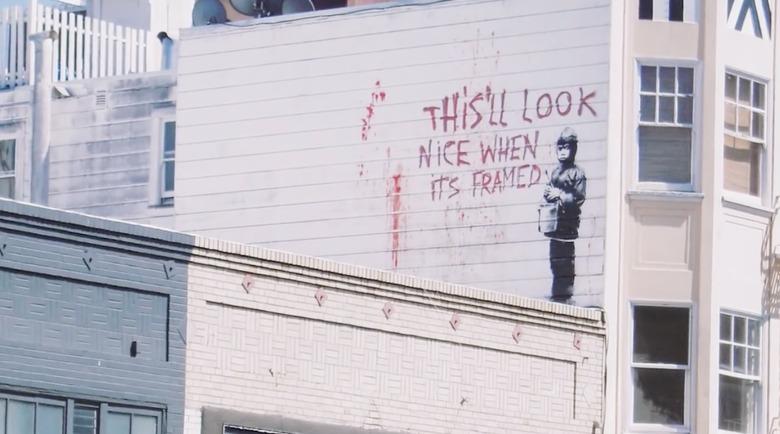 Saving Banksy Trailer