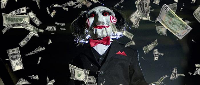 Saw franchise billion