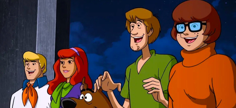 scooby-doo and waltons