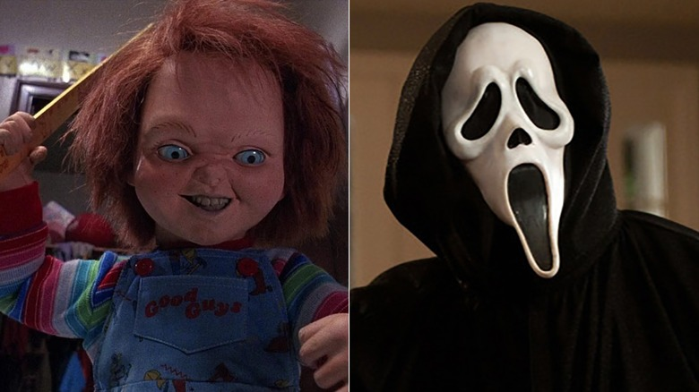 Scream Vs Child s Play – The Greatest Horror Franchise Ever [Round 2]