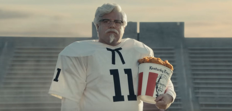 Rudy KFC Commercial
