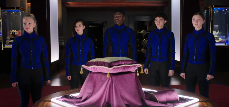 Secret Society of Second-Born Royals Trailer