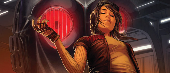 Secret Star Wars show - Doctor Aphra