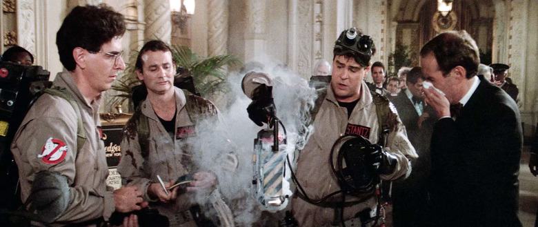 Ghostbusters in Theaters