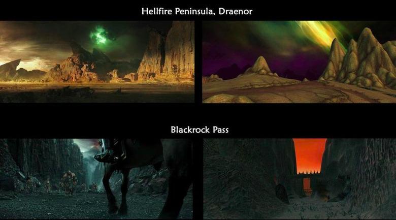 Warcraft Trailer Stills