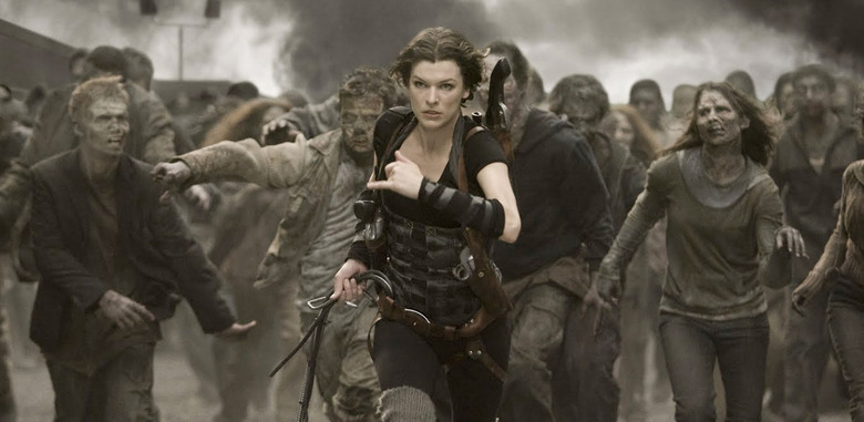 Resident Evil The Final Chapter cast