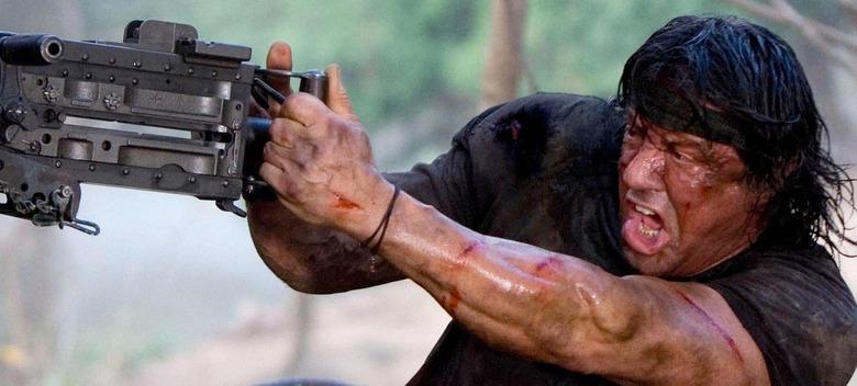 Rambo 5 - Sylvester Stallone