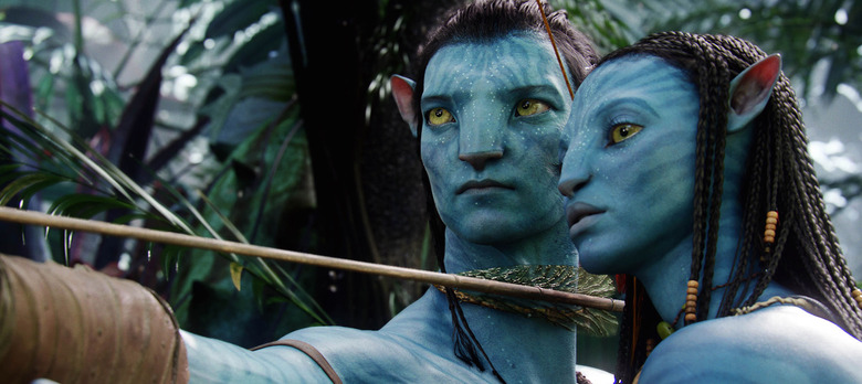 Avatar 2 character art