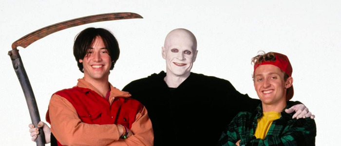 Sequel Bits Bill and Ted