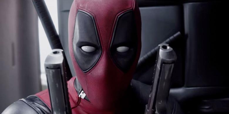 Chris Evans Deadpool