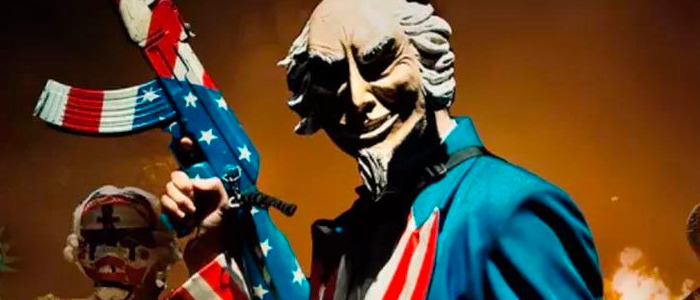 Sequel Bits the first purge