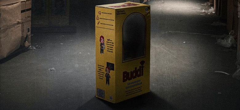 child's play remake poster