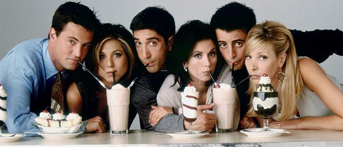 Friends Ice Cream Flavor