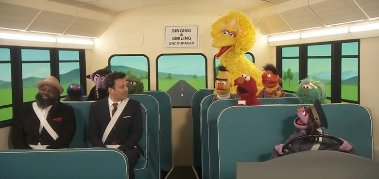 Sesame Street 50th Anniversary Rap