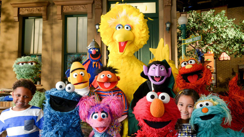Sesame Street: Release Date, Cast, And More