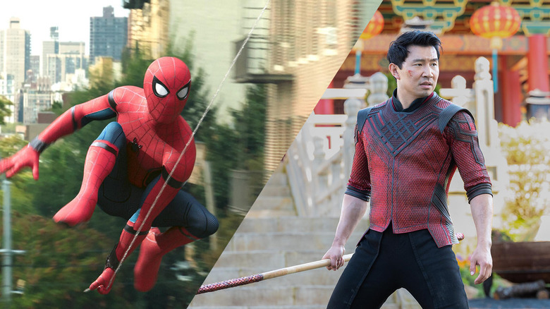 Shang-Chi Star Simu Liu Wants To Team Up With Spider-Man In The MCU