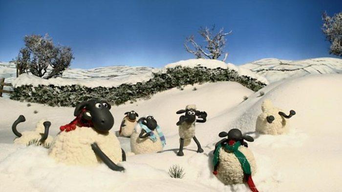 shaun the sheep christmas special