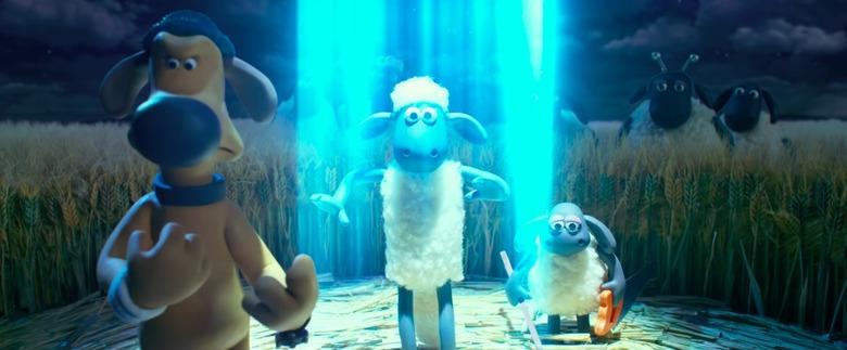 shaun the sheep farmageddon teaser