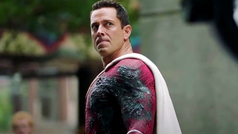 Shazam! Fury Of The Gods First Look Promises Things Are Going To Get Even Weirder