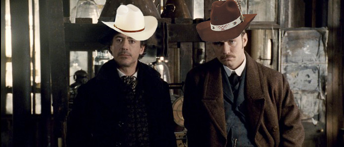 Sherlock Holmes 3 setting