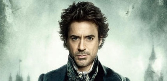 Sherlock Holmes poster top