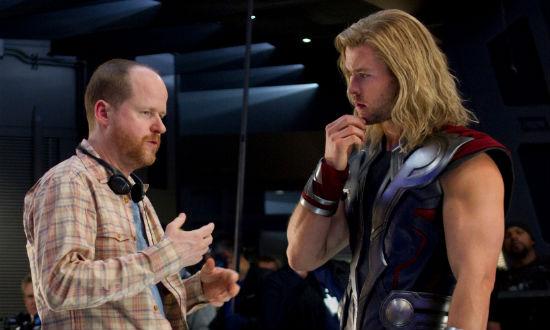 Whedon Hemsworth