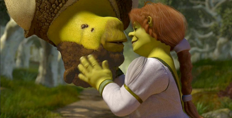 Shrek Movie References