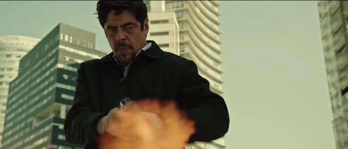 Sicario Day of the Soldado trailer