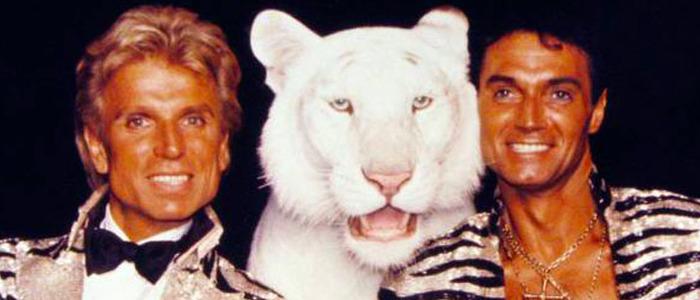 Siegfried and Roy biopic