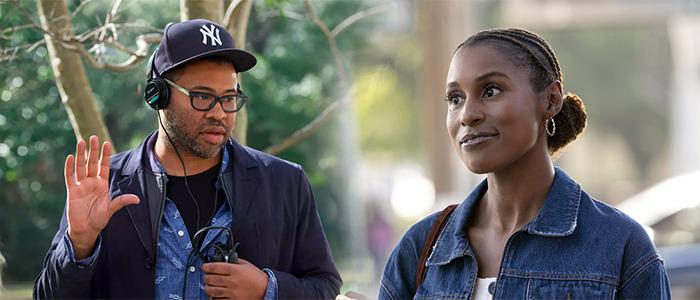 Jordan Peele and Issa Rae Team for Sinkhole Movie