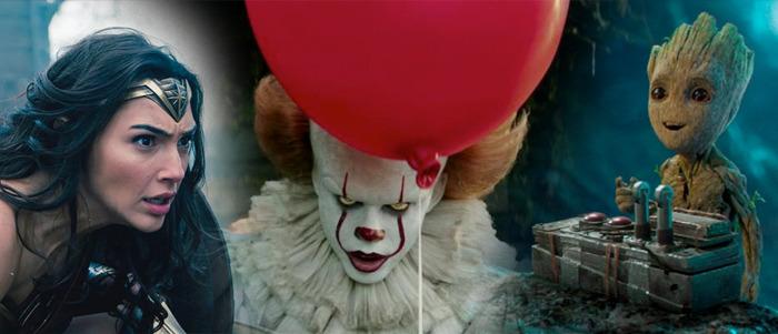 2017 Movie Trailer Mash-Up