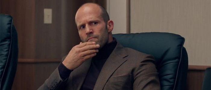 Jason Statham Leaves The Man from Toronto