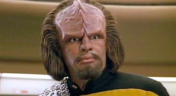 Smithsonian Museum Klingon Tours