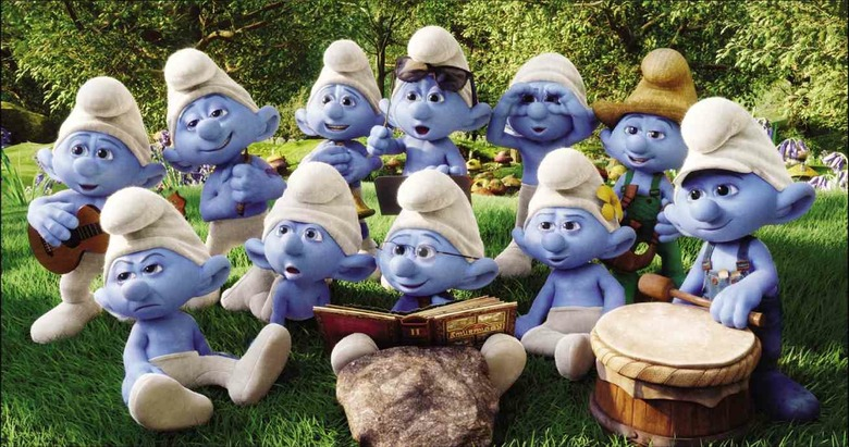 Smurfs 3 to be a reboot