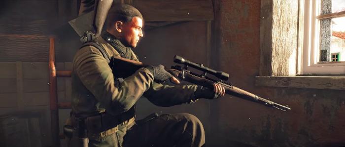Sniper Elite movie