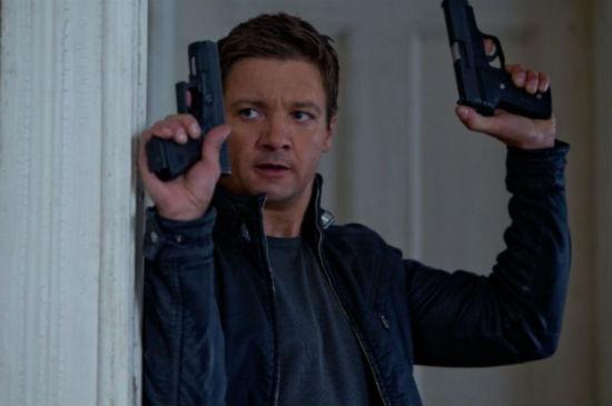 Bourne Legacy Jeremy Renner