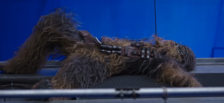 Solo A Star Wars Story Chewbacca Featurette