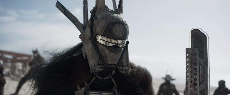 Solo A Star Wars Story Villain