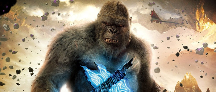 Godzilla vs Kong Posters