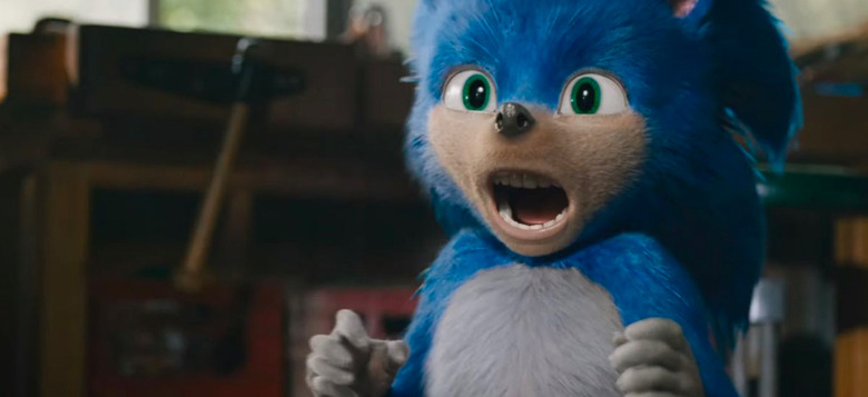 sonic the hedgehog redesign done