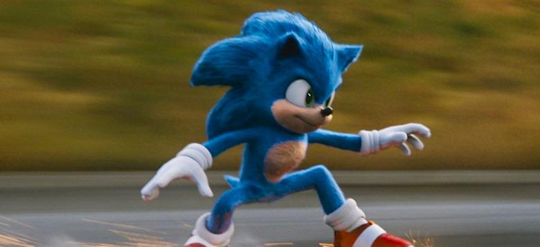 sonic the hedgehog tv series