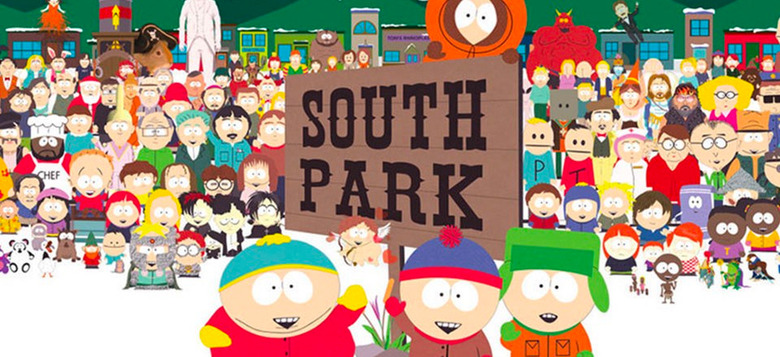 south park streaming on HBO Max