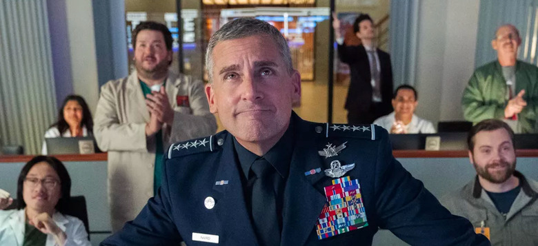 Space Force Season 2 Ordered