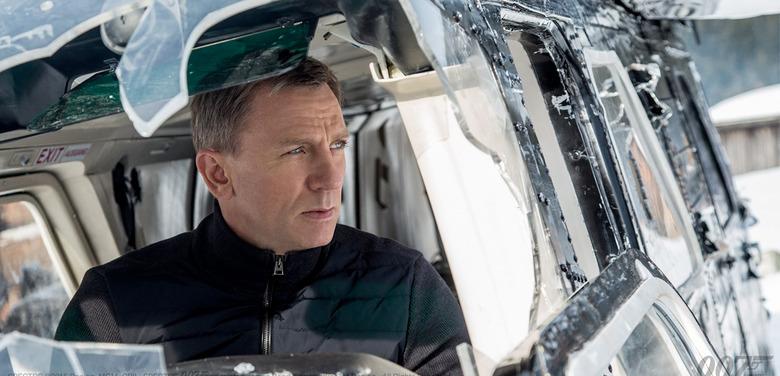 Spectre - Daniel Craig