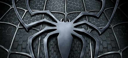 Spider-Man 3 Black Logo