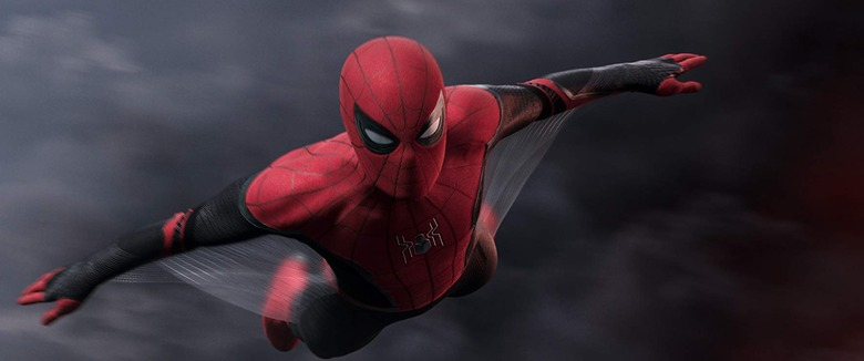spider-man far from home extended cut