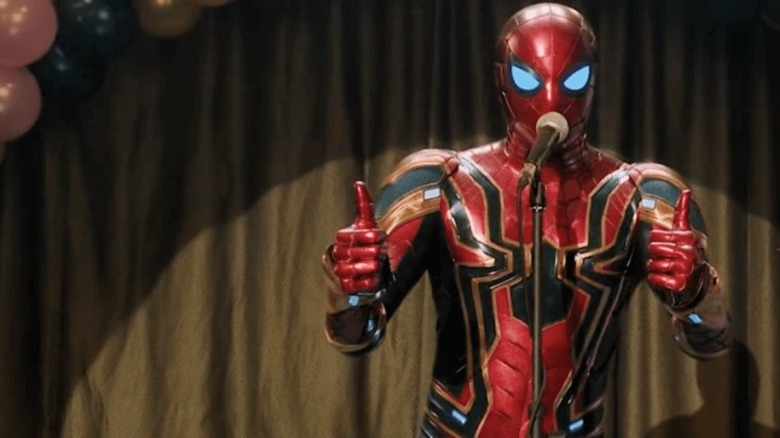 spider-man far from home post-credits