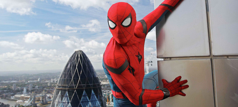 Spider-Man Far From Home Sequel